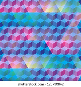 Abstract colorful vector background design