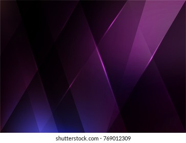 Abstract colorful vector background for use in design