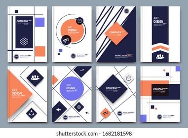 Abstract composition, business card set, box block text frame, geometric shape font texture, a4 brochure title sheet, creative square figure icon, quadrate logo sign, flyer fiber, banner form design.