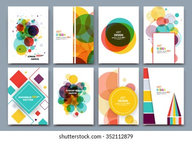 Abstract composition, business card set, correspondence letter collection, a4 brochure title sheet, certificate, diploma, patent, charter, creative text frame surface, figure logo icon backdrop, EPS10