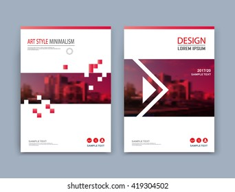Abstract composition. Colored editable ad image texture. Cover set construction. Urban city view banner form. White a4 brochure title sheet. Creative figure icon. Name logo surface. Flyer text font.