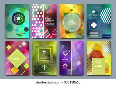 Abstract composition, colorful font texture, business card set, infographic elements collection, a4 brochure title sheet, patch part construction, creative text frame surface, figure logo icon, EPS10