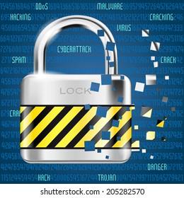 e50bcdd96cb6 Crack the Code Images, Stock Photos & Vectors | Shutterstock