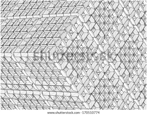 Abstract Constructions Vector 263