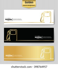 Abstract creative concept gold vector background for web app, illustration template design, business infographic, page, brochure, banner, presentation, poster, brochure, booklet, document, layout.