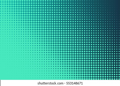 Abstract creative concept vector comic pop art style blank, layout template with clouds beams and isolated dots pattern on background. For sale banner, empty bubble, illustration halftone book design.