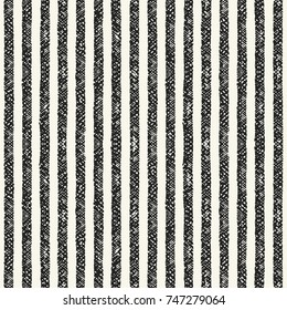 Abstract Cross Hatching Textured Striped Background. Seamless Pattern.