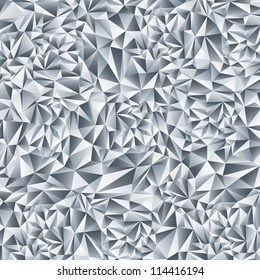 Abstract crystal background. Diamond pattern.