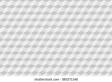 Abstract cube backgrounds. Vector illustration
