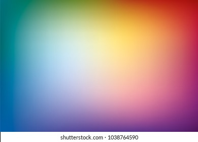 Abstract degradation background, rainbow mesh gradient, pattern for you presentation, vector design wallpaper