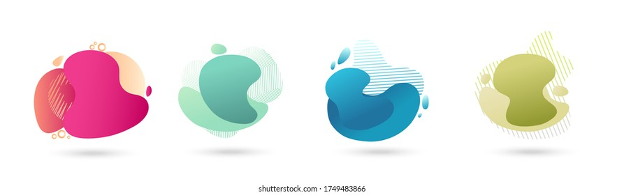 Abstract Design Background with Dots Pattern and weave pattern