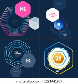 Abstract design of vector elements for graphic template. Modern background. Colourful smooth lines for business branding, website sale, marketing, discount, offer.