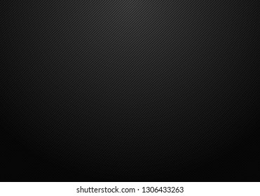 Abstract diagonal lines striped black and gray gradient background and texture for your business. Vector illustration