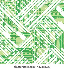 Abstract diagonal stripes pattern