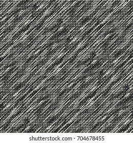 Abstract diagonal stroke and fleck textured background. Seamless pattern.