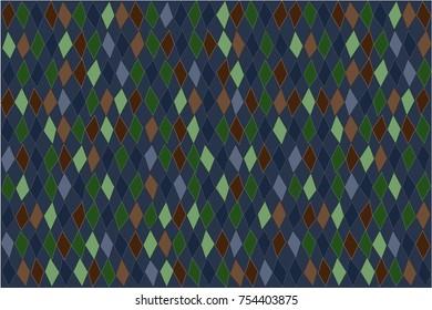 Abstract diamonds wallpaper