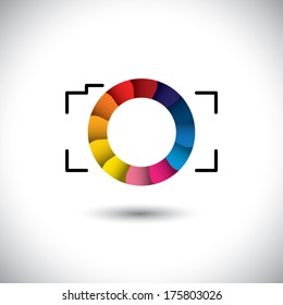 Dslr Camera Logo Images Stock Photos Vectors Shutterstock