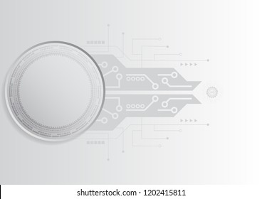 Abstract Digital technology background.Business growth transformation to digital and Successful financial technology.