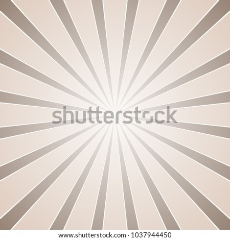 a0b459fb9e Abstract dynamic starburst background - gradient vector design with radial  striped rays