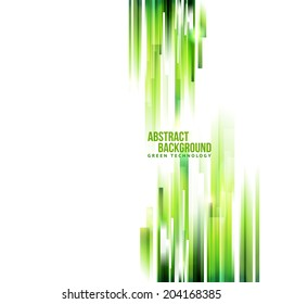 Abstract eco technology background. Multiple communications concept.