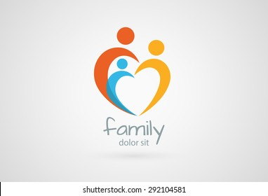 Family Logo Images Stock Photos Vectors Shutterstock