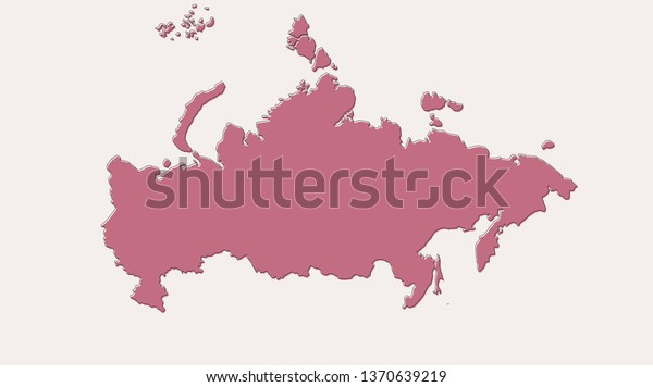 Abstract Flat Colorful Russia Map State Stock Vector ... on flat united states map, flat eurasia map, flat great britain map, flat country map, flat europe map, flat us map, flat africa map, flat world maps,