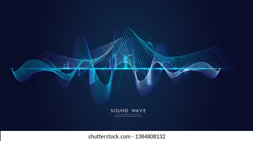 Abstract Fluid creative templates with dynamic linear waves.cards, color covers set. Geometric design - Vector