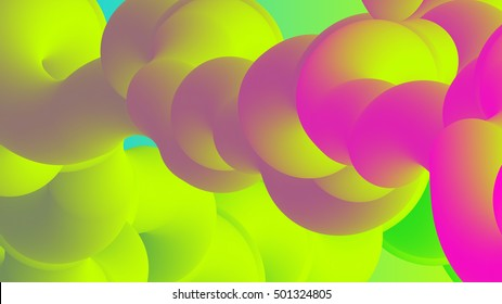 abstract fluorescent colors. bright colorful background. lava lamp background