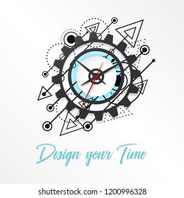 machine gears stock illustrations images vectors shutterstock Futuristic Anime abstract futuristic clock concept design and time gear vector illustration