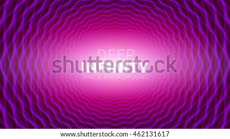 Abstract Futuristic Purple Space Background Space Stock