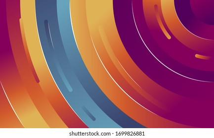 Abstract geometric background design, colorful abstract background, fluid background