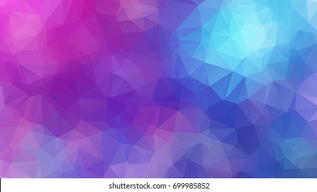 Abstract geometric background. Modern overlapping triangles .
