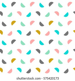 Abstract geometric background. Seamless pattern