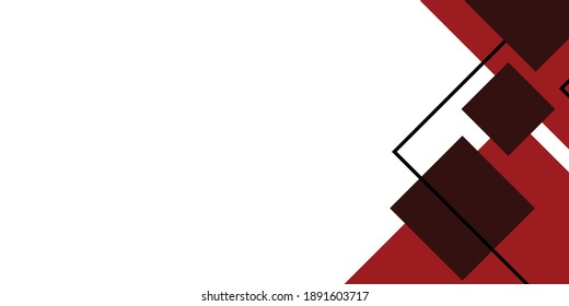 Abstract geometric background with square element. Info graphics composition with geometric shapes.Retro label design. Vector illustration for business presentation