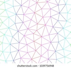 Abstract geometric background triangle, art, artistic, bright, colorful, design, web background