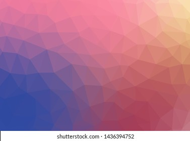 Abstract geometric background. Vector background