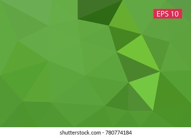Abstract geometric background, vector from polygons, triangle, vector illustration, vector pattern, triangular template