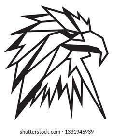 Eagle Stencil Images, Stock Photos & Vectors   Shutterstock