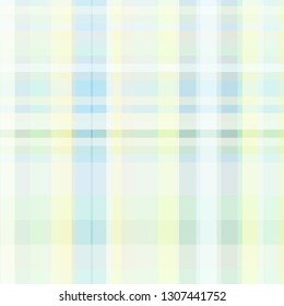 Abstract geometric green, blue and grey color pattern for modern design. Vector