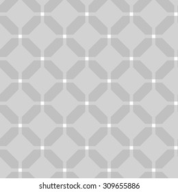 Abstract geometric grey and white background