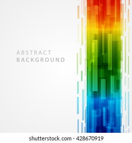 Abstract geometric lines vector background. Good for promotion materials, brochures, banners. Abstract Backdrop, Technology Background.