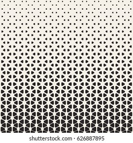 Abstract geometric pattern design. Vector illustration for hipster fashion.  White black colors. Triangle d2b4580e2c