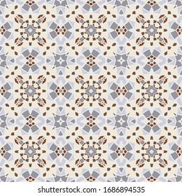 Abstract geometric pattern. Print, cloth design, wallpaper. Vector seamless.