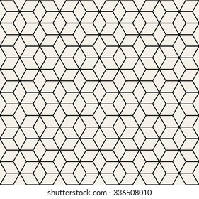 Abstract geometric pattern vector, linear design, sacred geometry