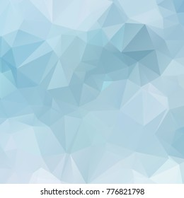 Abstract geometric polygon texture background