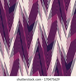 Abstract geometric print template. Seamless pattern. Vector.