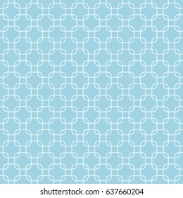 Abstract geometric seamless pattern. Colored background. Vector illustration
