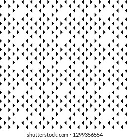 Abstract Geometric Seamless Pattern, Minimal Style, Print Triangle Background.