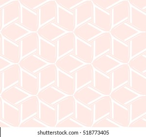 abstract geometric seamless pattern. vector. beige