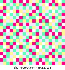 abstract geometric texture pattern with squares